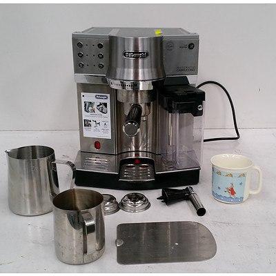 Delonghi Auto Cappuccino Maker
