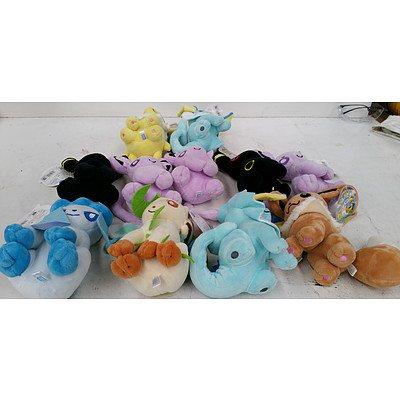 Plush Toys - Lot of 11