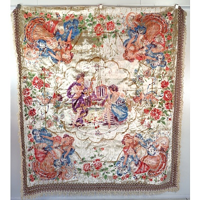Marca Di Fabbrica Depositata Conca Doro Tapestry