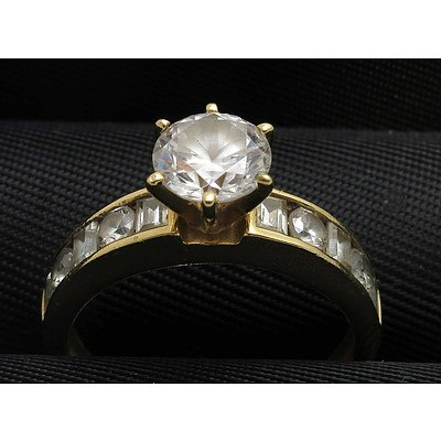 Secrets 14ct Gold Ring