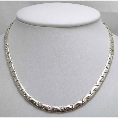Heavy Sterling Silver Italian Chain