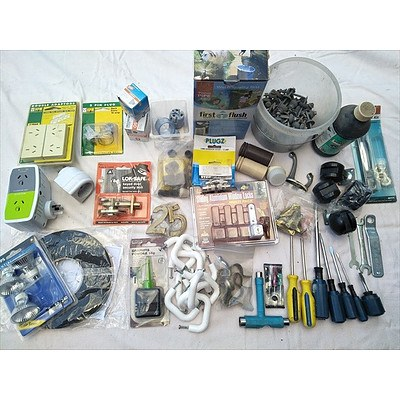 Tools, Power & Light Accessories And Hardware