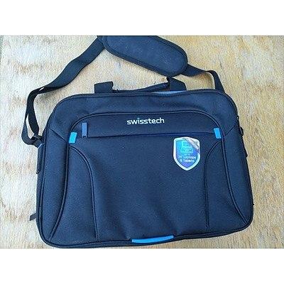 Swisstech St-B414 Slim Brief Laptop Bag (New)
