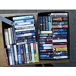 Fiction Novels (2 Boxes)