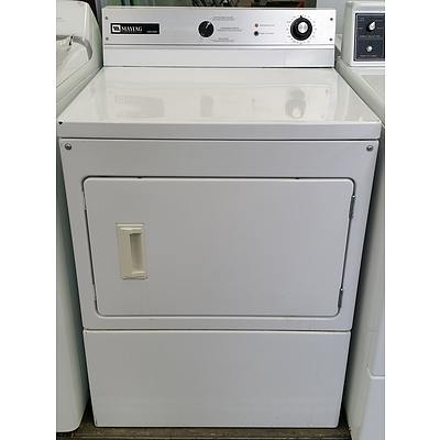 Maytag Front Loading Commercial Clothes Dryer