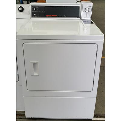 Speed Queen Front Loading Commercial Clothes Dryer