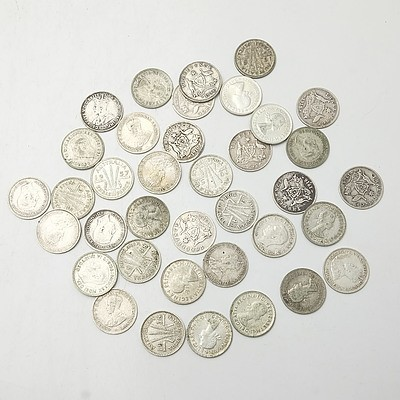 Thirty Seven Three Pence From 1910-1963