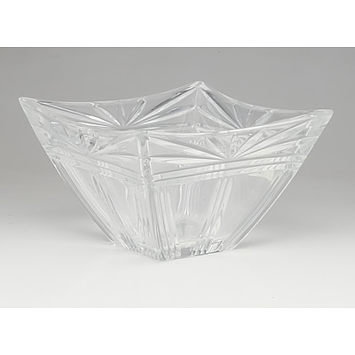 Marquis by Waterford Odyssey Crystal Bowl