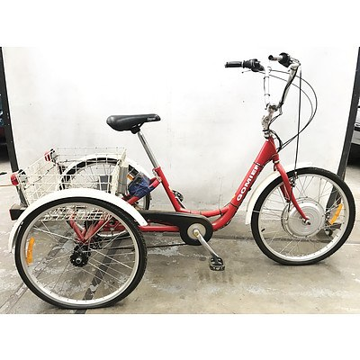 Gomier 2500 6 Speed Tricycle