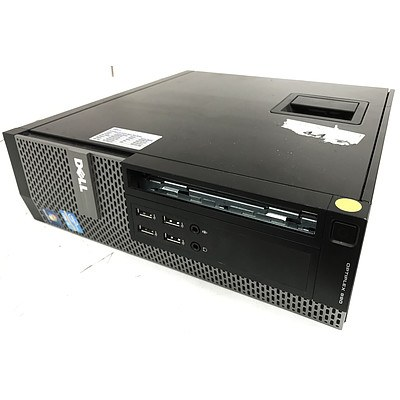 Dell Optiplex 990 SFF Core i5 -2400 3.1GHz Computer