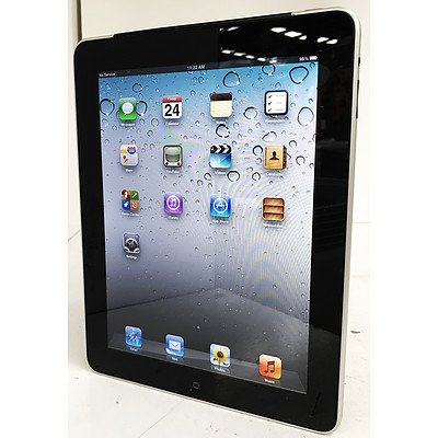 Apple A1337 iPad 1st Gen 32GB Silver