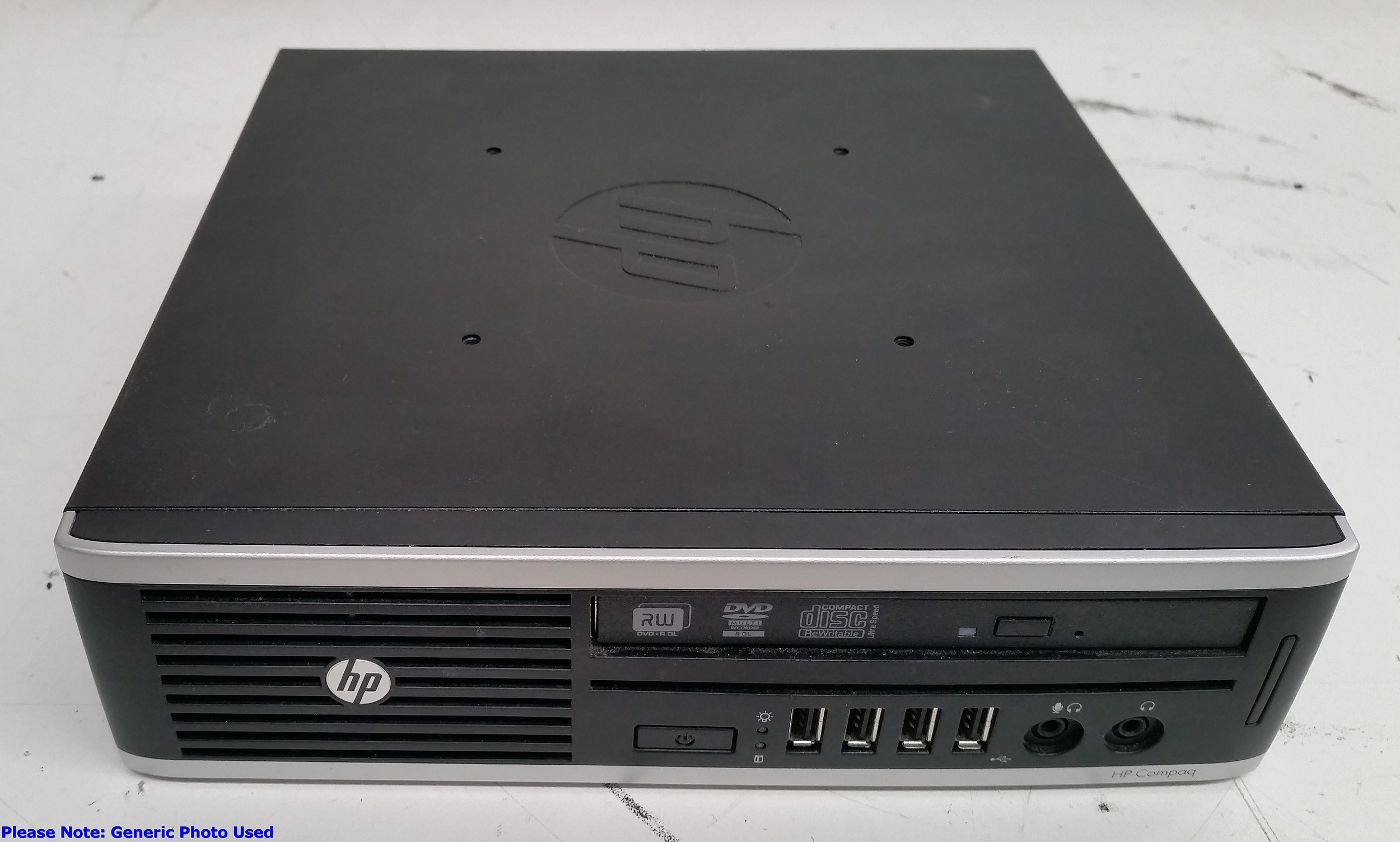HP Compaq 8200 Elite Ultra-Slim Core i5 (2500S) 2 70GHz Desktop Computer