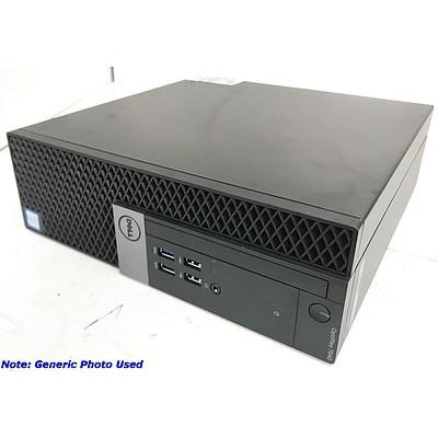 Dell Optiplex 7040 Core i5 -6500 3.2GHz SFF Computer