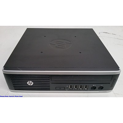 HP Compaq 8200 Elite Ultra-Slim Core i5 (2500S) 2.70GHz Desktop Computer