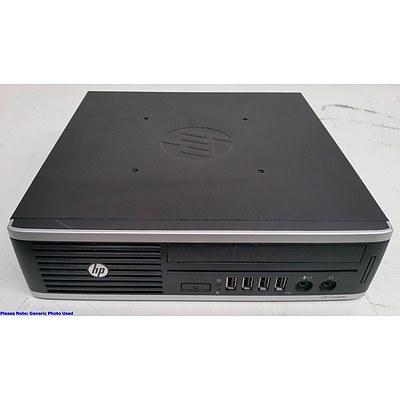HP Compaq 8200 Elite Ultra-Slim Core i5 (2500S) 2.70GHz Desktop Computer