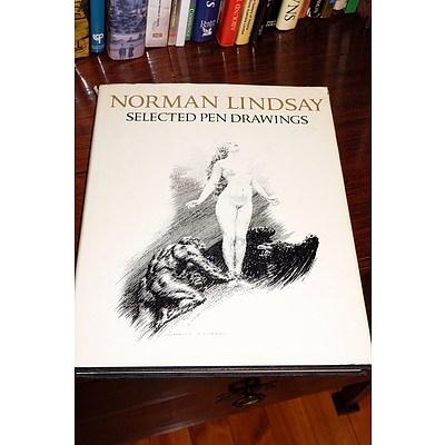 Norman Lindsay Selected Pen Drawings