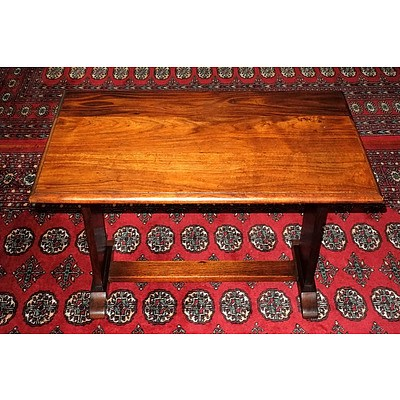 Tasmanian Blackwood Side Table Circa 1930s