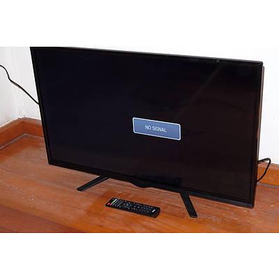 GVA 80cm HD LED LCD TV Model G32TV15 and Remote