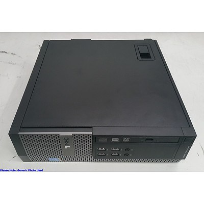 Dell OptiPlex 9020 Core i5 (4570) 3.20GHz Small Form Factor Desktop Computer