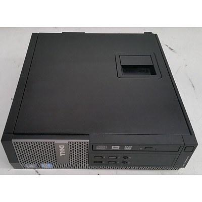 Dell OptiPlex 990 Core i5 (2400) 3.10GHz Small Form Factor Computer