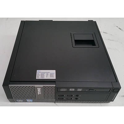 Dell OptiPlex 9010 Core i7 (3770) 3.40GHz Small Form Factor Desktop Computer
