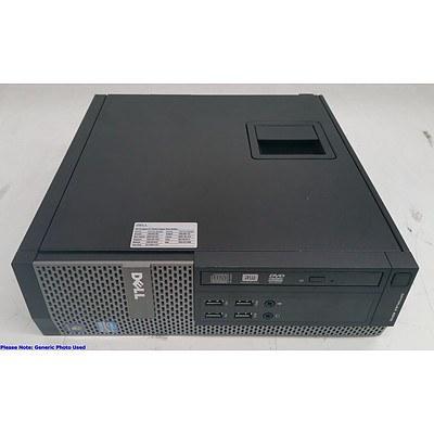 Dell OptiPlex 9010 Core i7 (3770) 3.40GHz Small Form Factor Desktop Computer