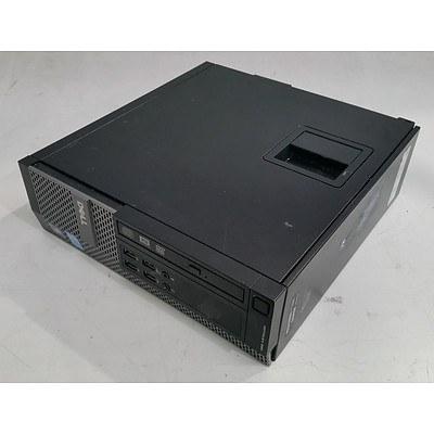 Dell OptiPlex 990 Core i5 (2400) 3.10GHz Small Form Factor Desktop Computer