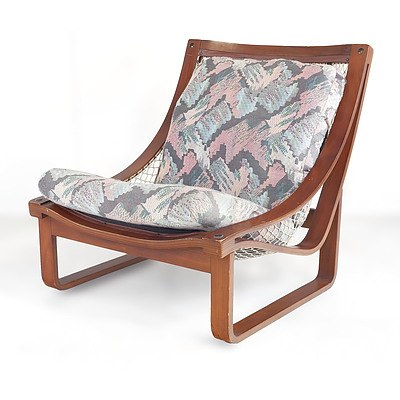 Tessa T4 Armchair Designed by Fred Lowen