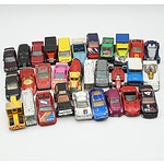 Group of Thirty Matchbox Cars