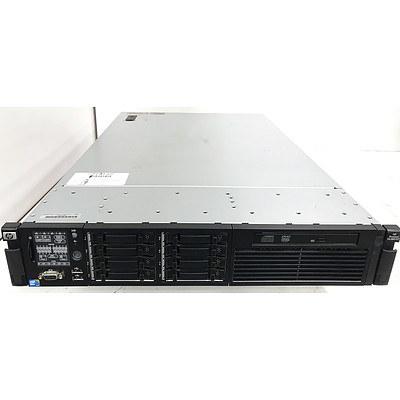 Hp ProLiant DL380 G7 Dual Quad-Core Xeon E5620 2.4GHz 2 RU Server