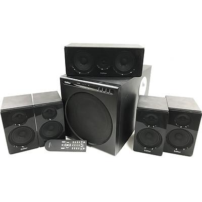 Edifier DA5000 Pro 5.1 Multimedia Home Theatre Speaker System