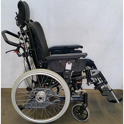 Breezy Cirrus G5 Tilt In Space Wheelchair - RRP $3295.00