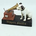Nipper Musical Money Box