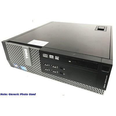 Dell Optiplex 9020 SFF Core i5 -4590 3.3GHz Computer
