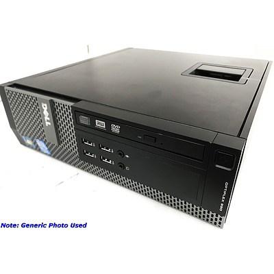 Dell Optiplex 990 SFF Core i7 -2500 3.3GHz Computer