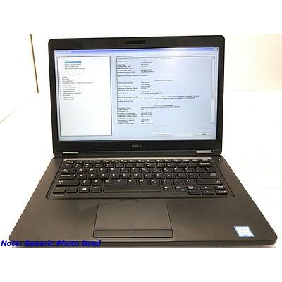 Dell Latitude 5480 14.1 Inch Widescreen Core i5 -6200U 2.3GHz Laptop