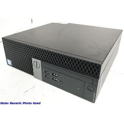 Dell Optiplex 7040 SFF Core i5 -6500 3.2GHz Computer