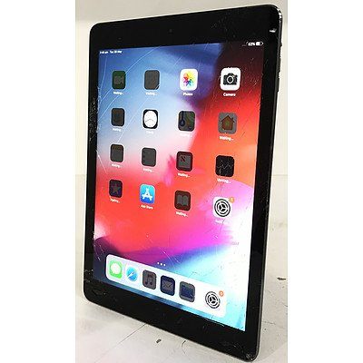 Apple A1475 iPad Air 16GB Space Grey