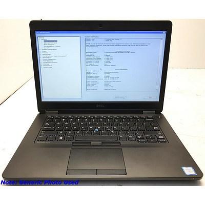 Dell Latitude E5470 14.1 Inch Widescreen Core i5 -6200U 2.3GHz Laptop