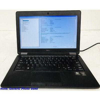Dell Latitude E7250 13.3 Inch Widescreen Core i5 -5200U Mobile 2.2GHz Laptop