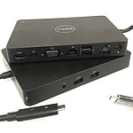 Dell K17A USB-C Docking Stations - Lot of 2