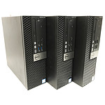 Dell Optiplex 7040 SFF Core i5 -6500 3.2GHz Computers - Lot of 3