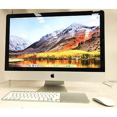 Apple A1312 27inch Widescreen Core i5 -750 2.66GHz iMac