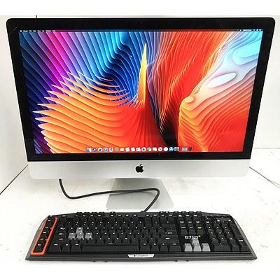 Apple A1419 27inch Widescreen Core i7 -4771 3.5GHz iMac