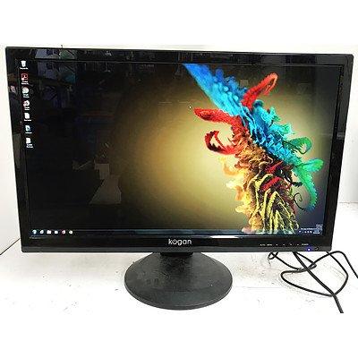 Kogan KALED27MONB 27 Inch Widescreen LED Monitor