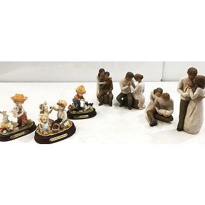 New Life & Country Collection Figurines