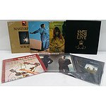 Approximately 40 Vinyl Records & Singles.