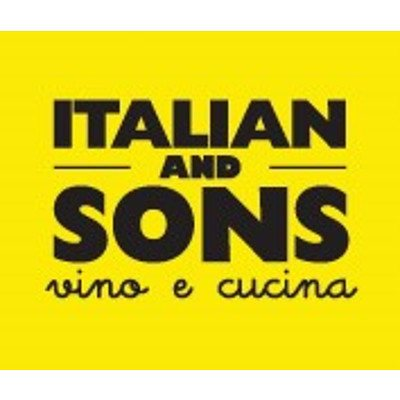 Italian and Sons Dinner/Lunch Voucher