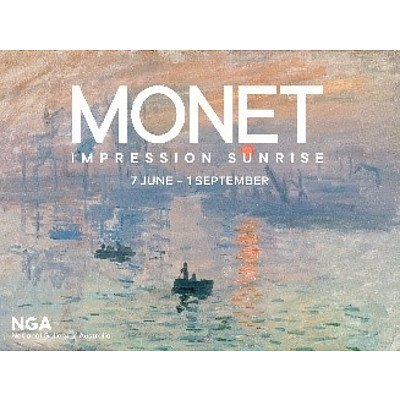 Monet Exhibition Opening Night at the National Gallery of Australia