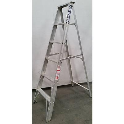 Bailey 1.80 Meter Aluminium Step Ladder